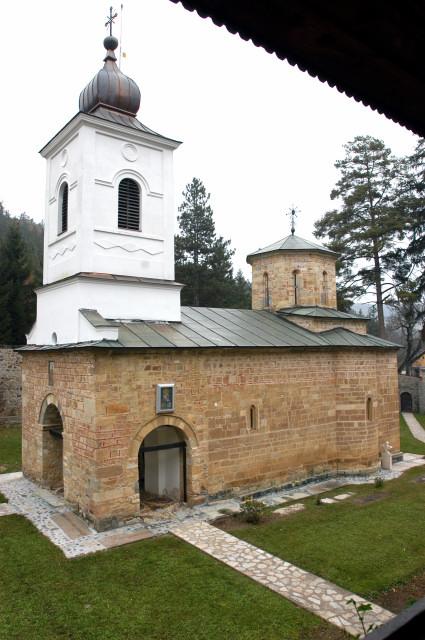 Manastir Drača sa crkvom Svetom Nikoli Srbija