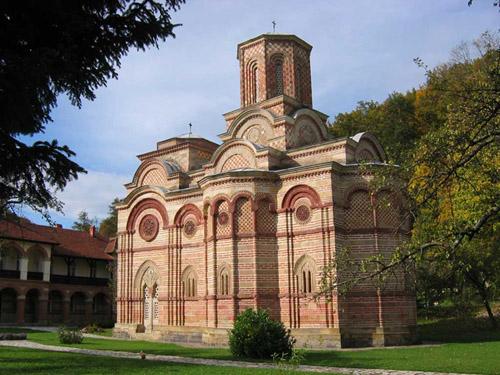 Manastir Kalenić sa crkvom Vavedenja Presvete Bogorodice Srbija