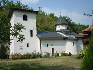 Manastir Voljavča sa crkvom Svetog Arhangela Gavrila Srbija