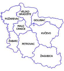 Branicevski Okrug Srbija