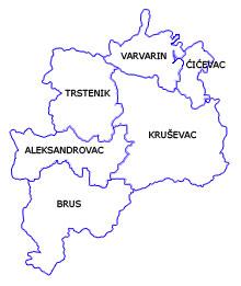 Rasinski Okrug Srbija