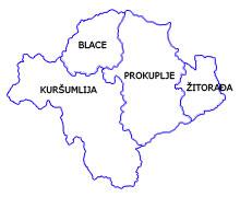 Toplicki Okrug Srbija