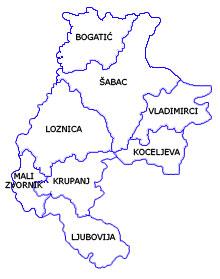 Macvanski Okrug Srbija