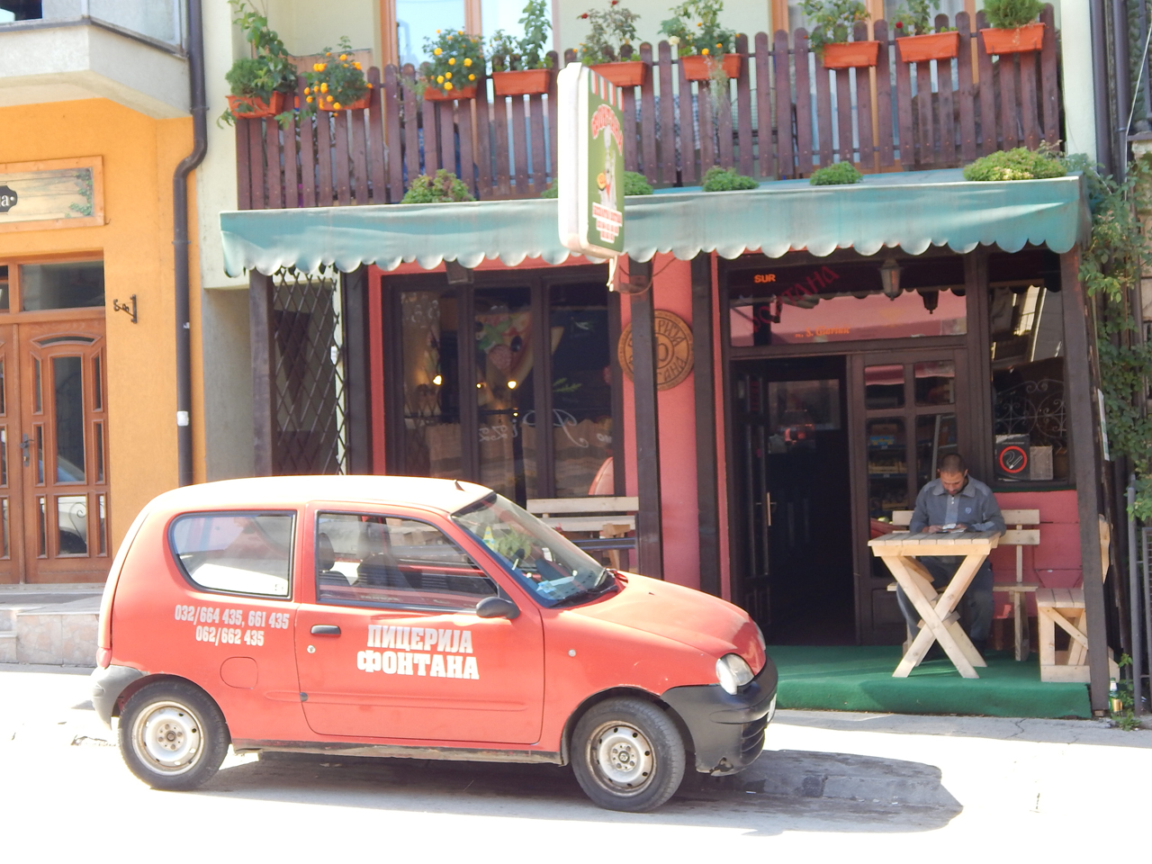 PIZZERIA FONTANA Delivery Ivanjica - Photo 2