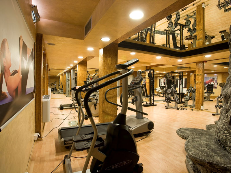 BEST WESTERN HOTEL PREZIDENT***** Wellness centers Novi Sad - Photo 8