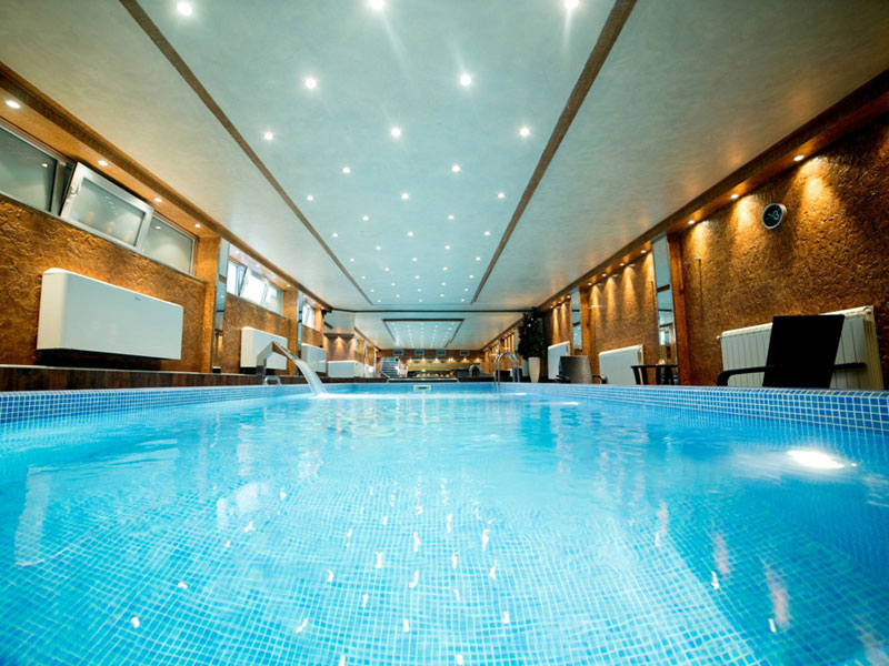BEST WESTERN HOTEL PREZIDENT***** Wellness centers Novi Sad - Photo 9