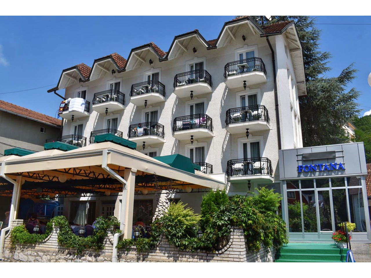 HOTEL FONTANA Pansion Gornja Trepca - Photo 1