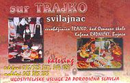 ETNO RESTORAN TRAJKO Restorani Svilajnac