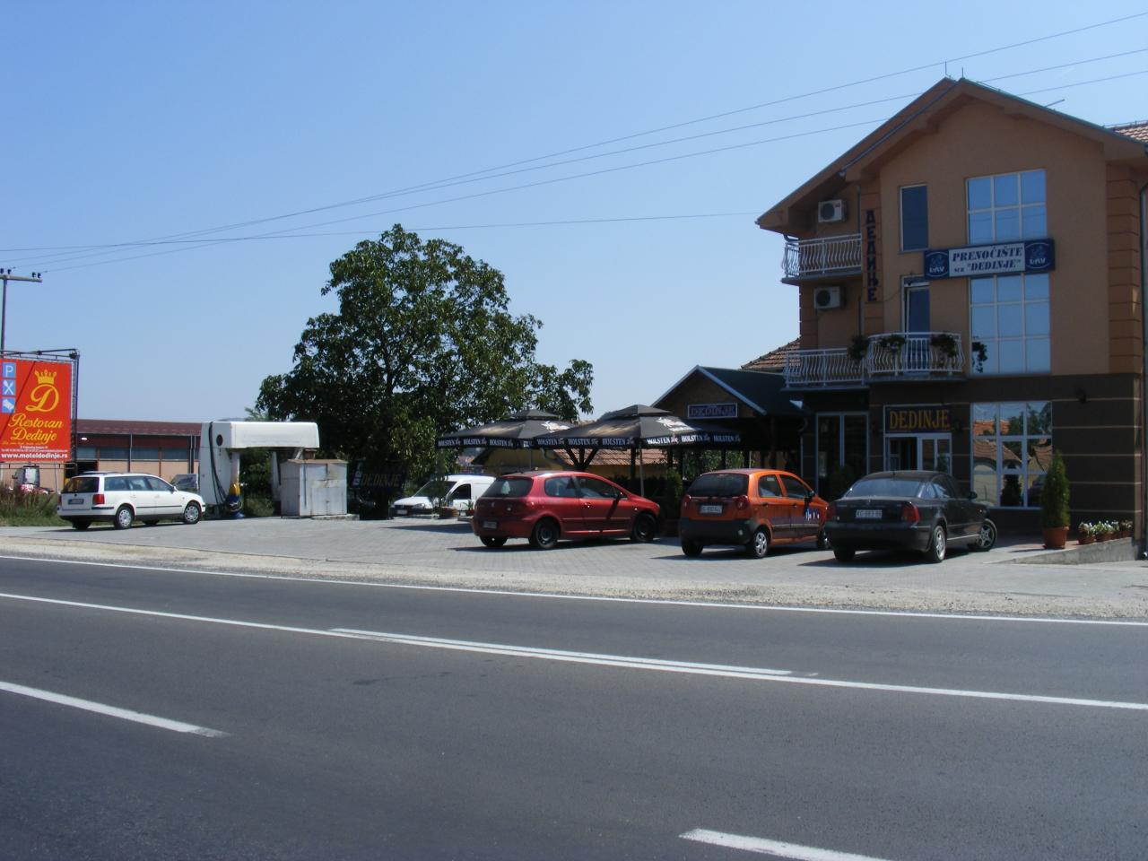 RESTAURANT DEDINJE Motels Kragujevac - Photo 1