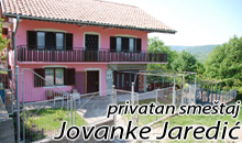 PRIVATE ACCOMMODATION JOVANKE JAREDIC Donji Milanovac
