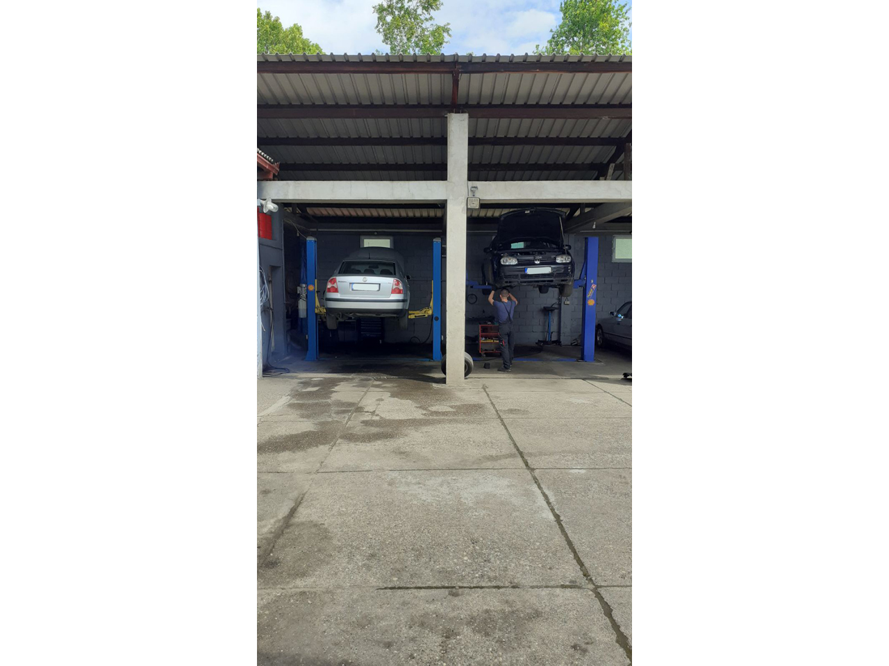 AUTO SERVICE KAPETANOVIC Vehicle registration and testing Loznica - Photo 1