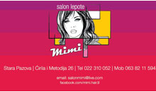 HAIR SALON MIMI Stara Pazova