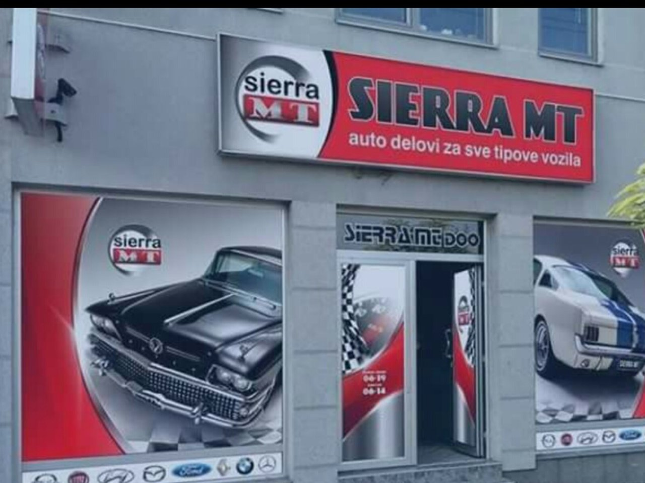 CAR PARTS SIERRA MT Auto parts Sremska Mitrovica - Photo 1