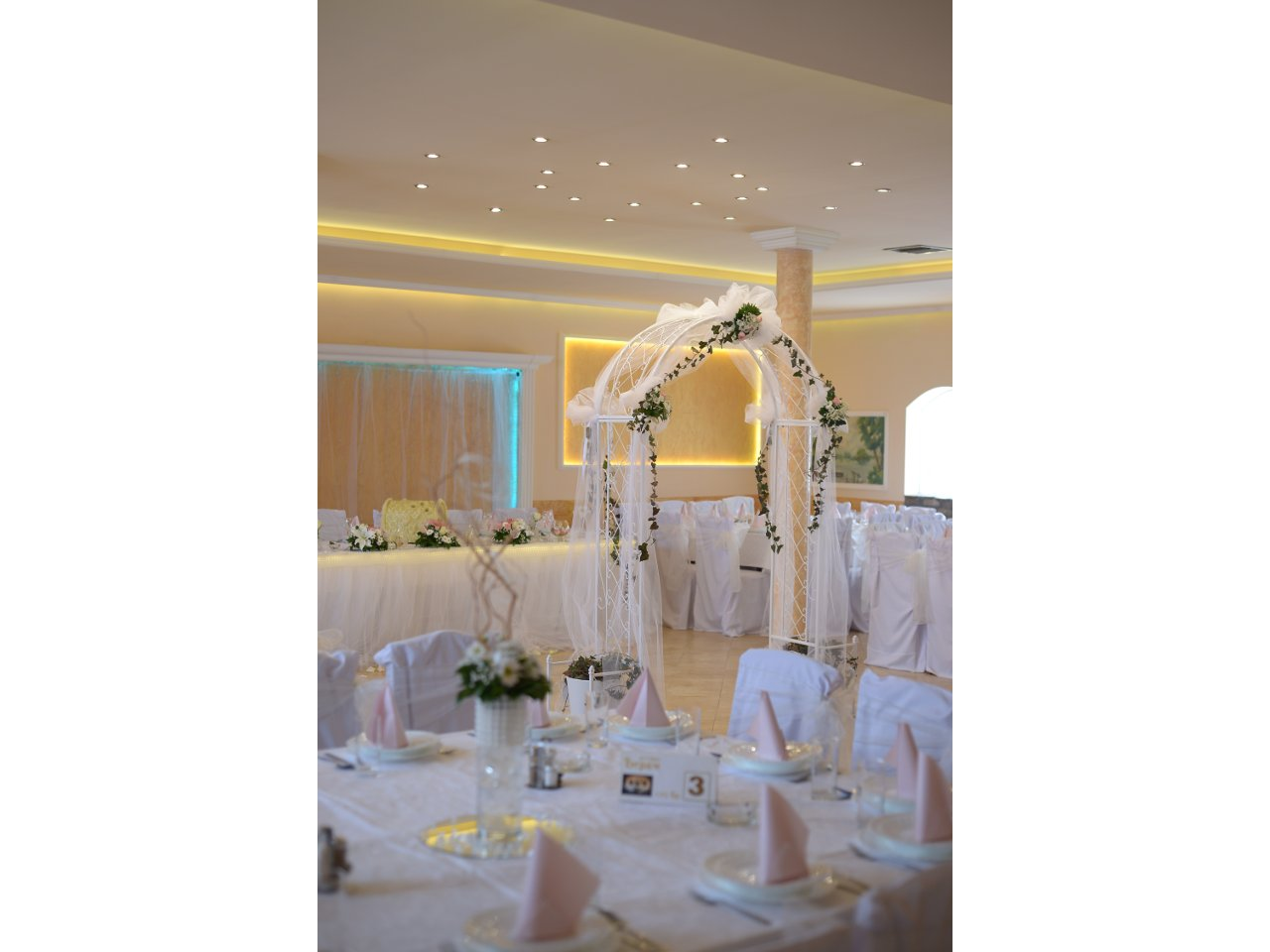 RESTAURANT DJERAM Restaurants for weddings Ruma - Photo 9
