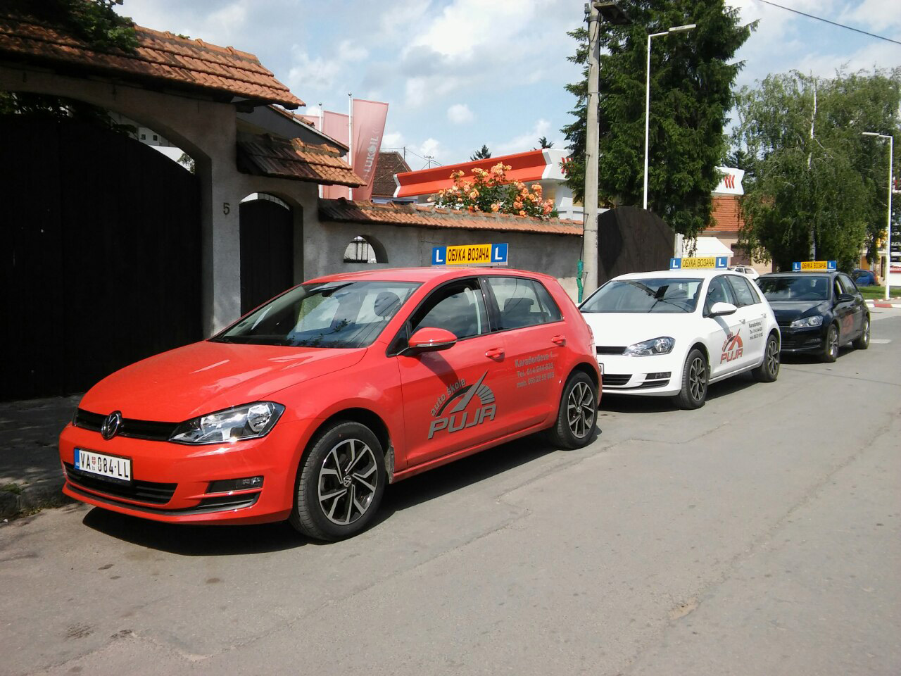 TOWING SERVICE AND DRIVING SCHOOL PUJA Towing services Valjevo - Photo 2