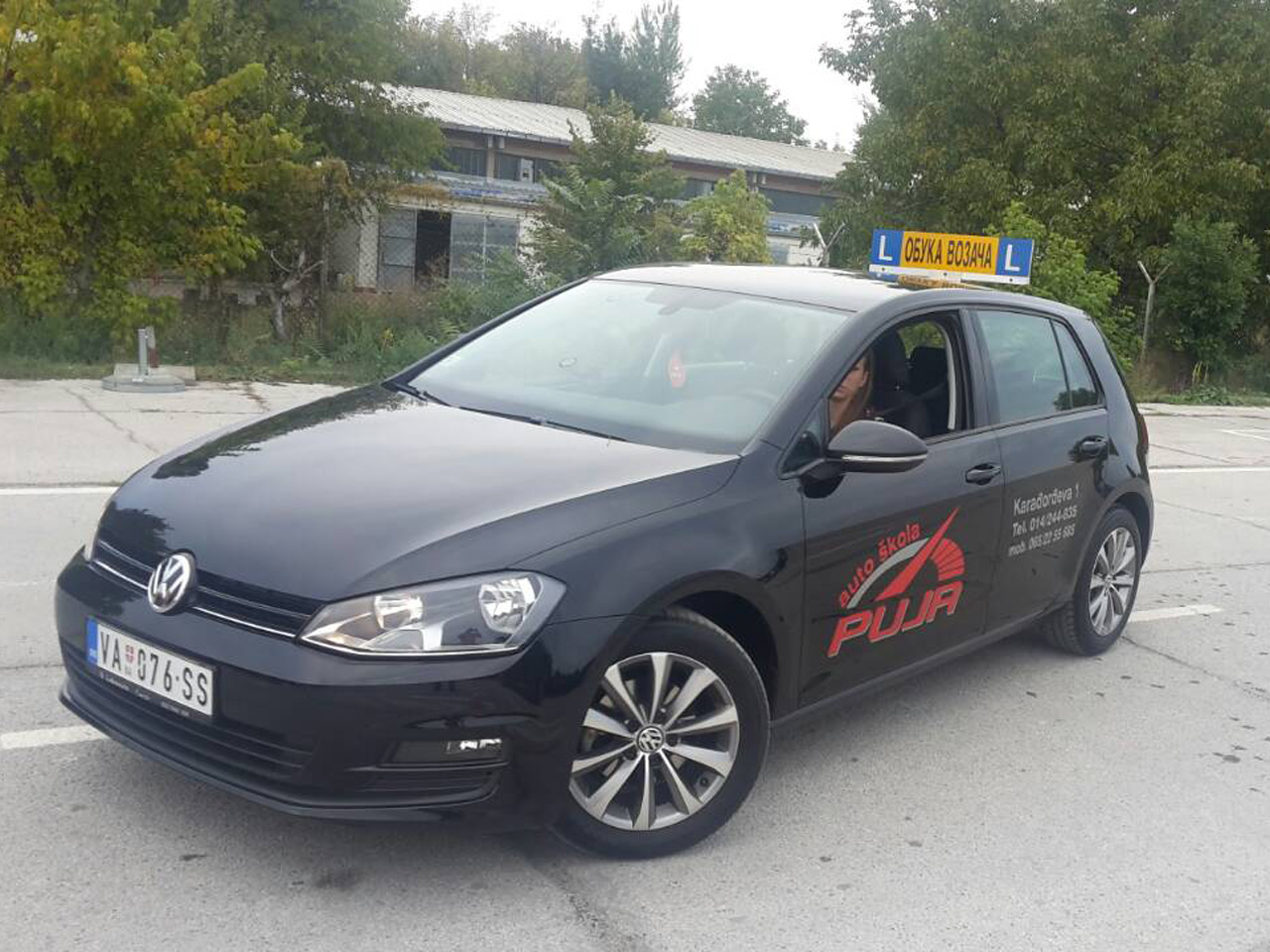 TOWING SERVICE AND DRIVING SCHOOL PUJA Towing services Valjevo - Photo 3