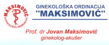 GYNECOLOGICAL ORDINATION MAKSIMOVIC Novi Sad