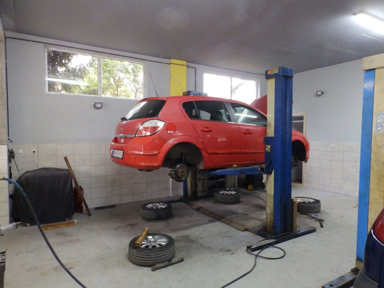 OPEL SERVICE DRAGAN Auto services Novi Sad - Photo 3