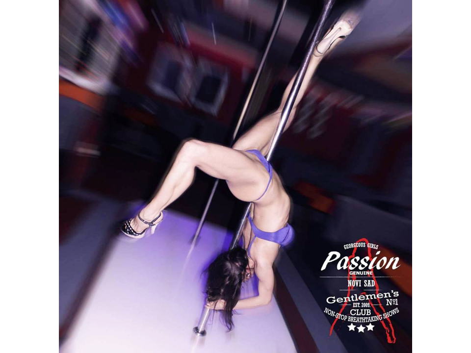 PASSION NIGHT CLUB Striptiz klubovi Novi Sad