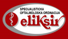 SPECIAL HOSPITAL OPHTHALMIC ELIXIR Novi Sad