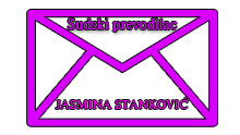COURT TRANSLATOR JASMINA STANKOVIC Nis