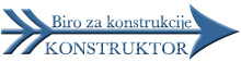 OFFICE  OF  STRUCTURES KONSTRUKTOR Uzice