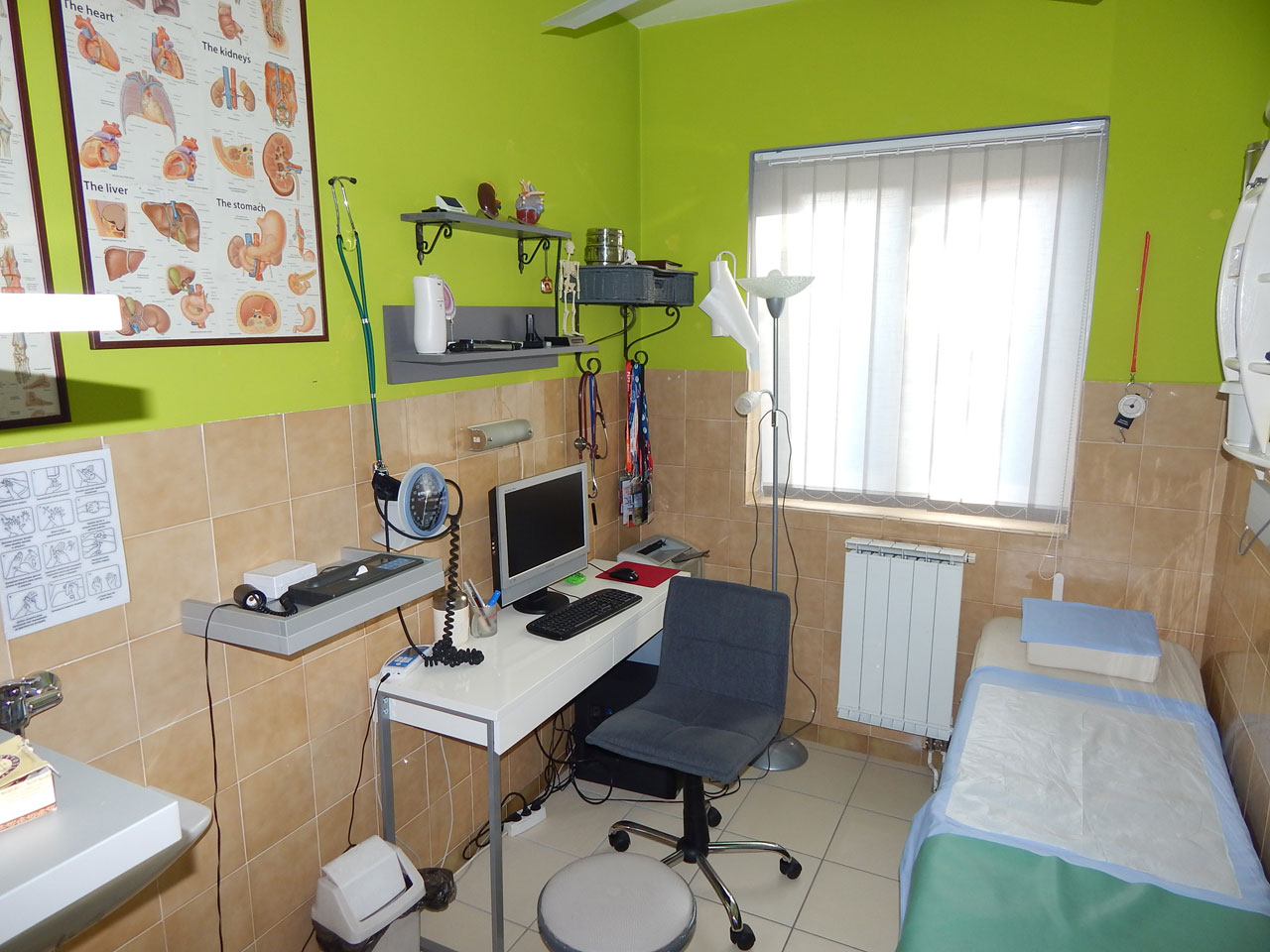 SPECIALIST  MEDICAL  PRACTICE STRUGAREVIC Doctors offices Gornji Milanovac - Photo 7