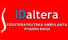 PHYSIOTHERAPY AMBULANCE ID ALTERA Vrnjacka Banja