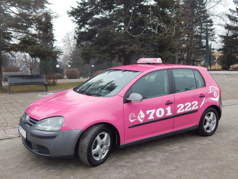 GOLF TAXI Rent-a-car Gornji Milanovac