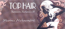FRIZERSKI SALON TOP HAIR Čačak