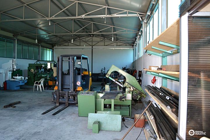 TOOLWORKSHOP VULETIC Production of spare parts Sremska Mitrovica - Photo 3