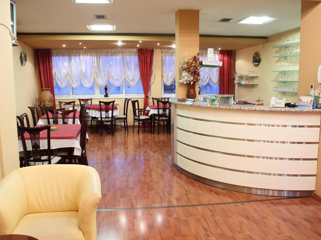 HOTEL BELVEDERE Lodging Kraljevo - Photo 1