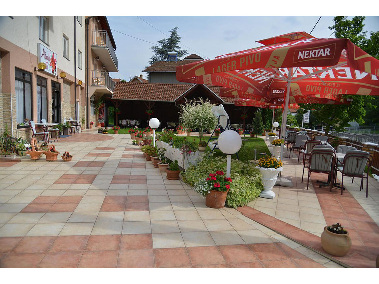 ATOMSKI CVET Restaurants for weddings Gornja Trepca - Photo 4