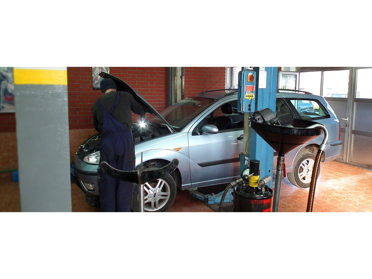 CAR WASTE AND CAR SERVICE STEPIC Auto services Sabac - Photo 2