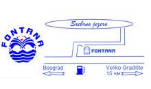 PRIVATNI SMEŠTAJ FONTANA Prenoćišta Srebrno jezero