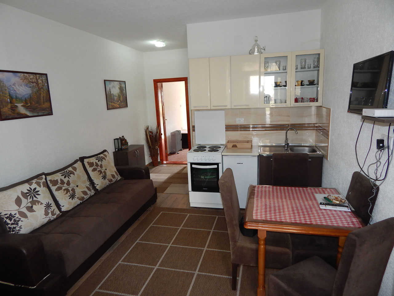 VILLA TRIFUNOVIC Accommodation Josanicka Banja - Photo 2