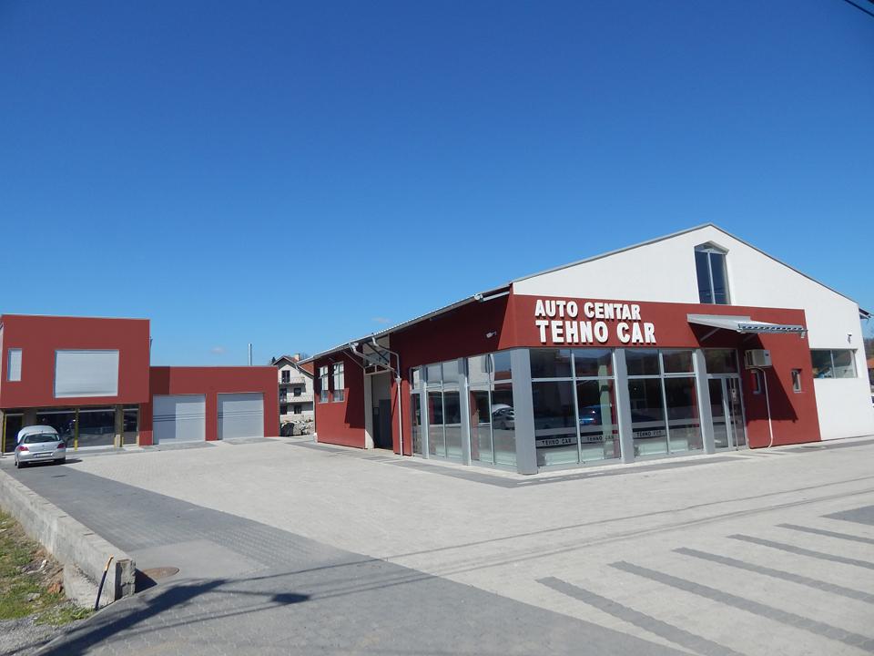 TEHNO CAR Registracija vozila, tehnički pregled Gornji Milanovac