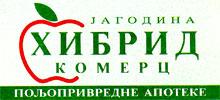 HIBRID KOMERC Poljoprivredne apoteke Jagodina