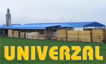 S.Z.R. UNIVERZAL Proizvodnja i prodaja peleta Paraćin