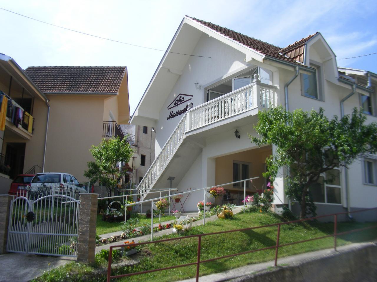 ACCOMMODATION HOUSE MILOSEVIC Lodging Gornja Trepca
