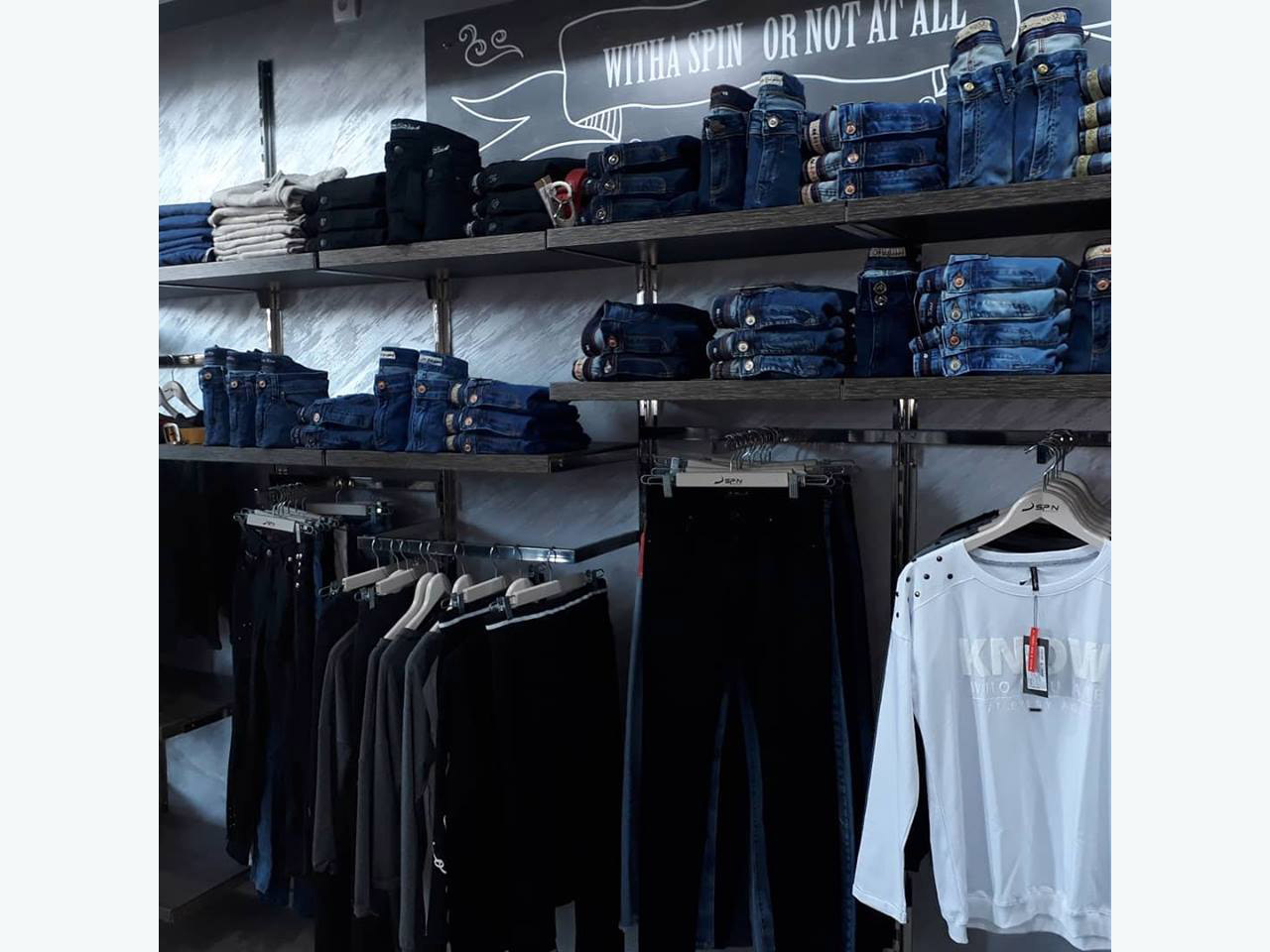 AS KISS JEANS Wholesale and clothes manufacture Novi Pazar - Photo 1