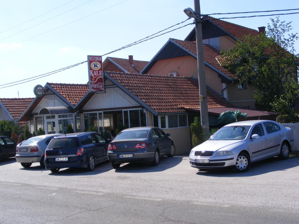 RESTAURANT KALE Restaurants Lazarevac - Photo 3