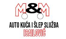 AUTO KUĆA ISAILOVIĆ Auto servisi Gornji Milanovac