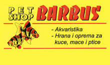 PET SHOP BARBUS Pancevo