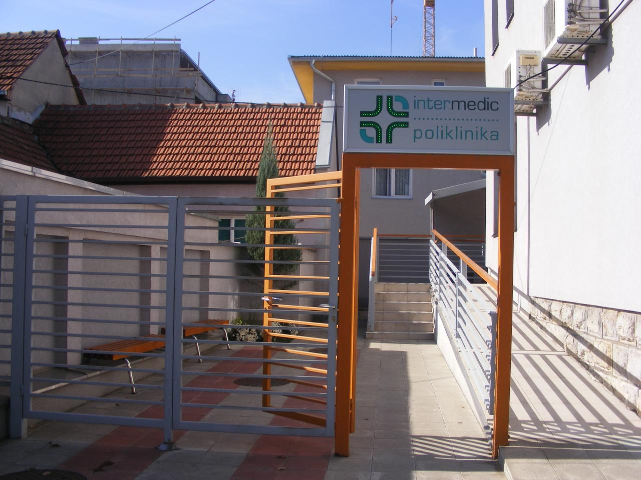 POLIKLINIKA INTERMEDIC Doctors offices Valjevo - Photo 1