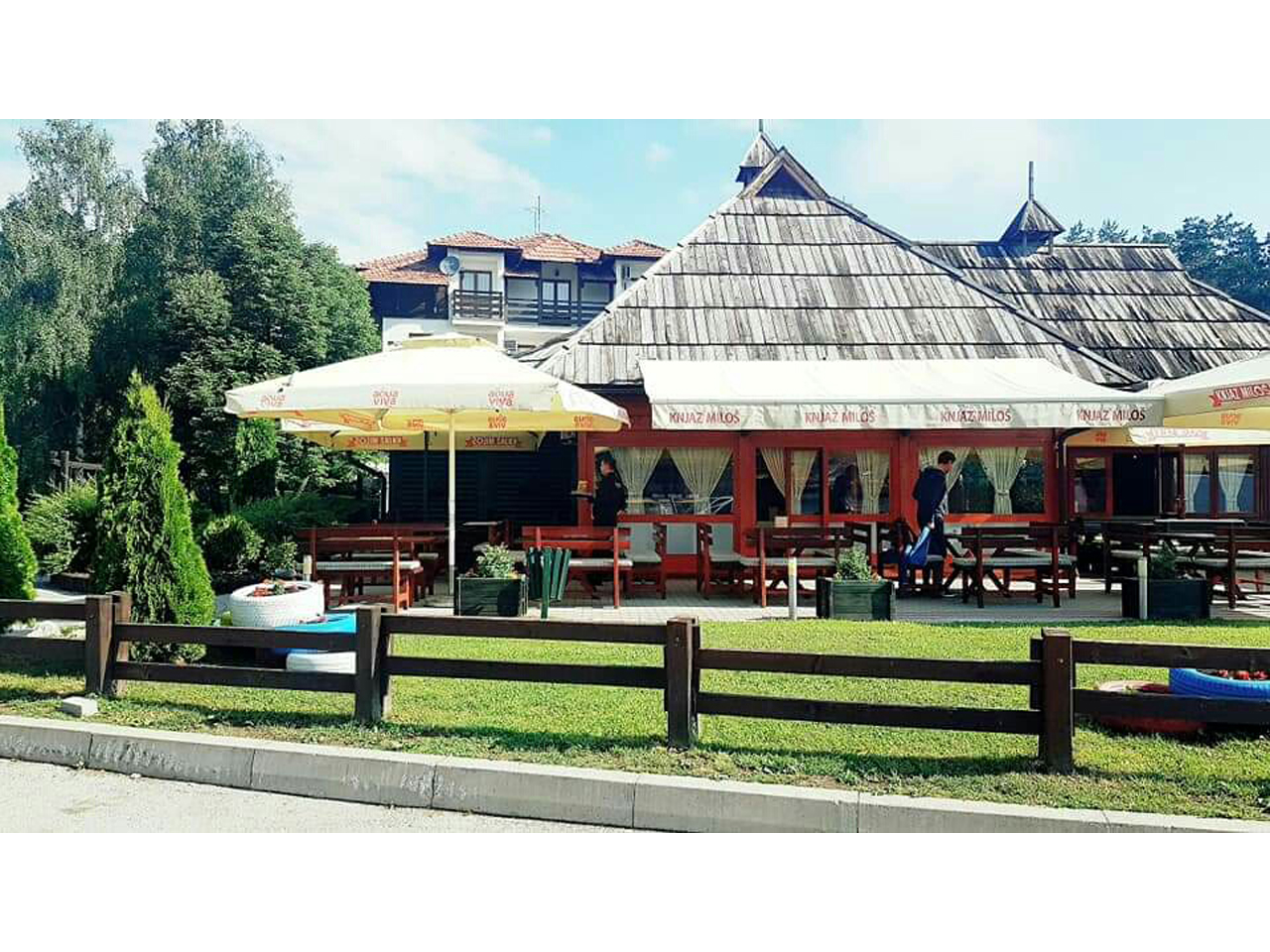 SUR MOJ ZAVICAJ Restaurants for weddings Zlatibor - Photo 1