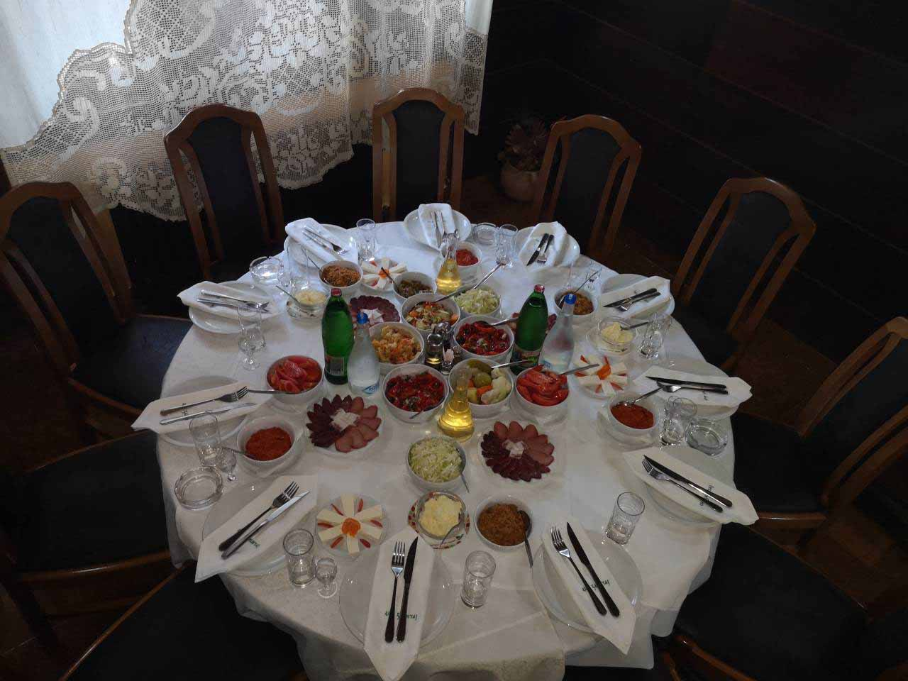 SUR MOJ ZAVICAJ Restaurants for weddings Zlatibor - Photo 8