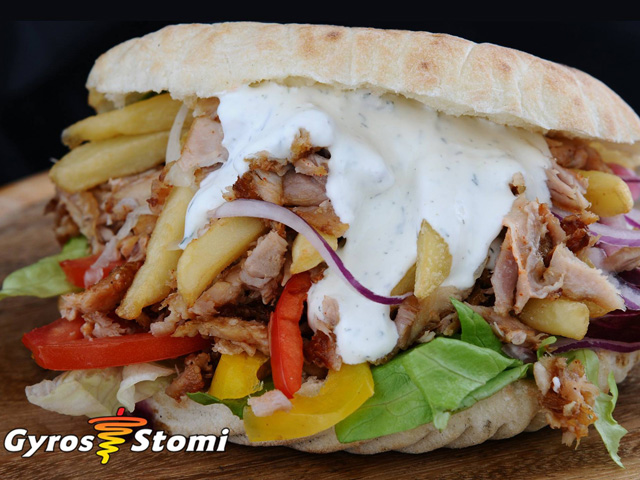 GYROS STOMI Fast food, grill Novi Sad - Photo 11