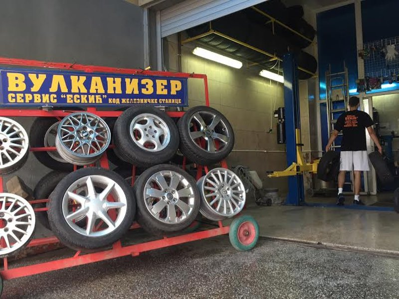 CARPET SERVICE,CARWASH ESKIC Auto tires Mladenovac - Photo 7