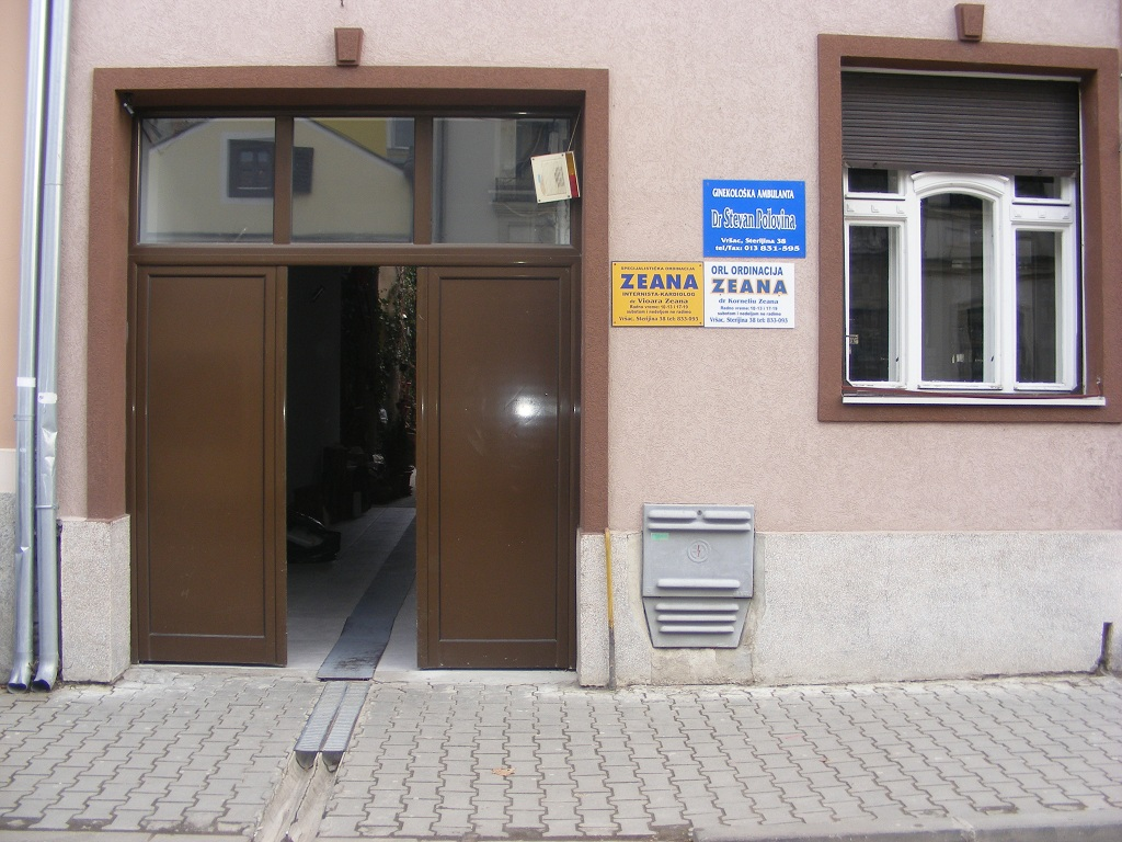 INTERNA CARDIOLOGY DR ZEANA Specialist clinics Vrsac - Photo 1